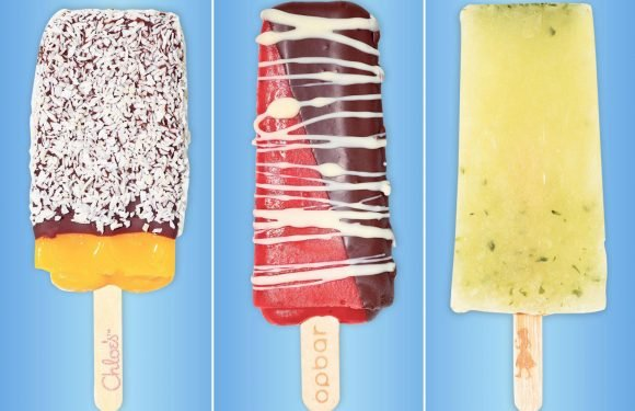 Beat the heat with NYC's most delicious popsicles