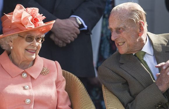 Queen Elizabeth and Prince Philip Are Unable to Attend Prince Louis' Christening