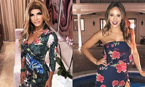 'RHONJ' Teresa Giudice Vs. Melissa Gorga In Bikini Faceoff On The Jersey Shore — Who's Your Fave?