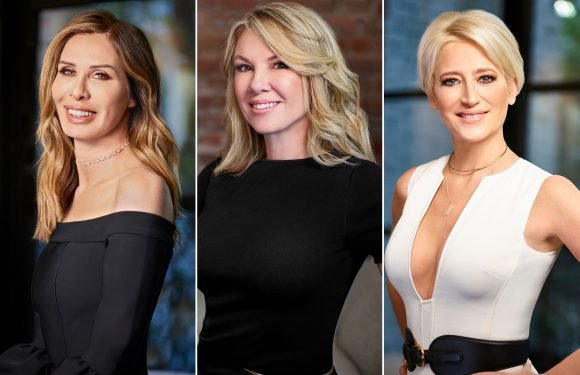'Real Housewives of New York' stars are selling their clothes