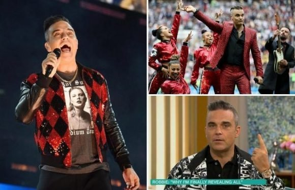 Robbie Williams fears he may have autism or Asperger's syndrome
