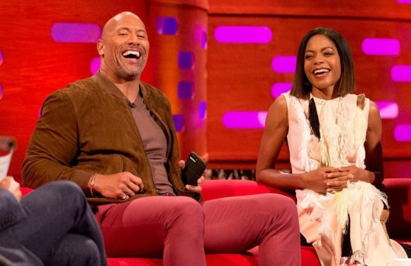 Dwayne 'The Rock' Johnson Flawlessly Performs His 'Moana' Rap on 'The Graham Norton Show'