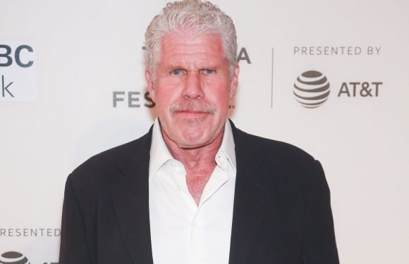 Ron Perlman once peed on his hand before offering it to Harvey Weinstein