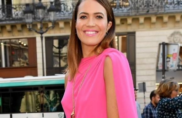 Mandy Moore Returns to the Recording Studio One Day After Emmys Snub