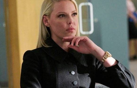 Katherine Heigl Is So Excited to Be on Suits