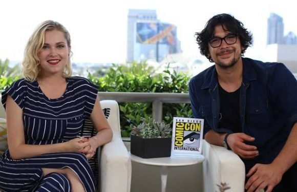 The 100's Eliza Taylor & Bob Morley Have a Message for Fans