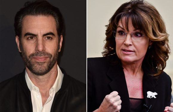 Sacha Baron Cohen delivers in-character response to 'duped' Sarah Palin