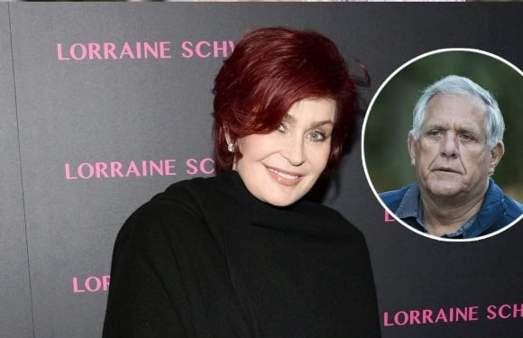 Sharon Osbourne Questions Validity of Sexual Misconduct Allegations Against CBS Boss Les Moonves