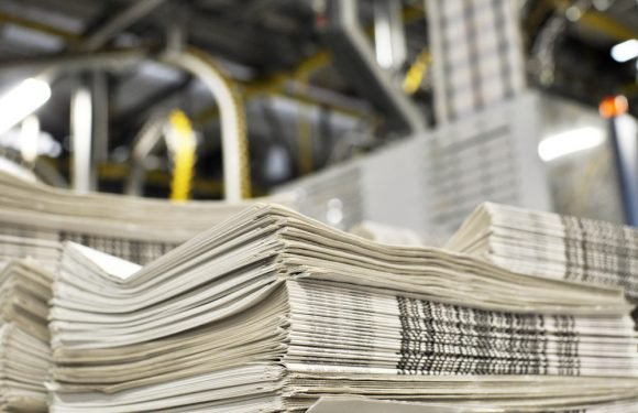 Newspaper publishers seek relief from tariffs as costs surge