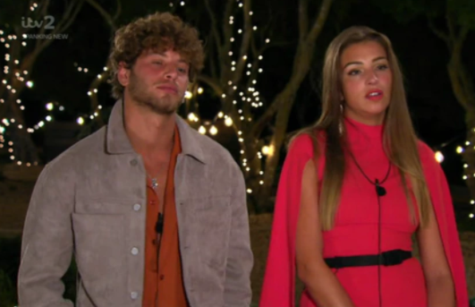 Love Island scores record-breaking ratings as millions tune in to see Eyal and Zara dumped from the villa