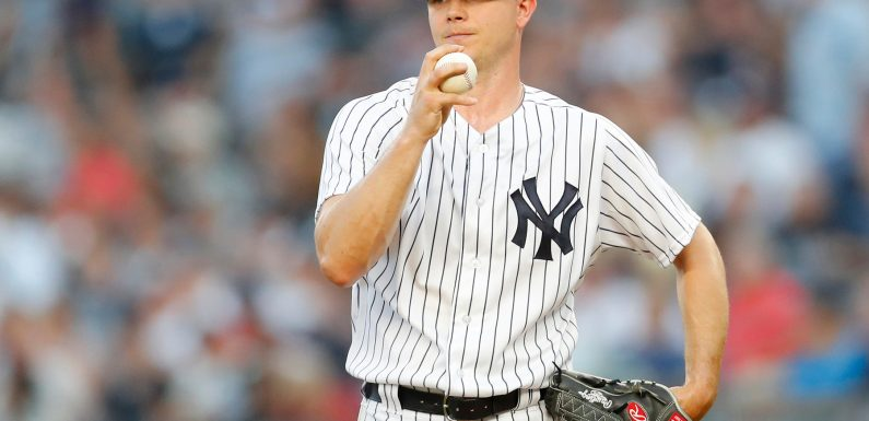 The unspoken reason Yankees may be stuck with Sonny Gray