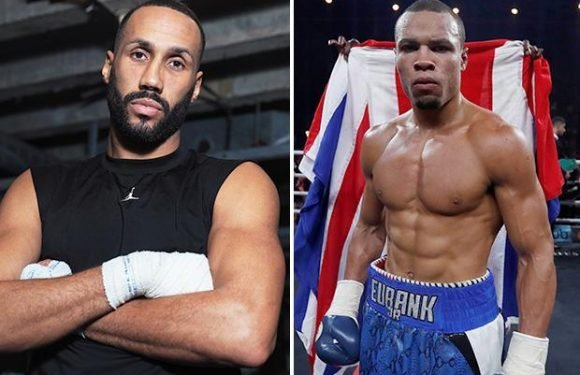 James DeGale in talks with Chris Eubank Jr over mega fight after ditching IBF super-middleweight belt