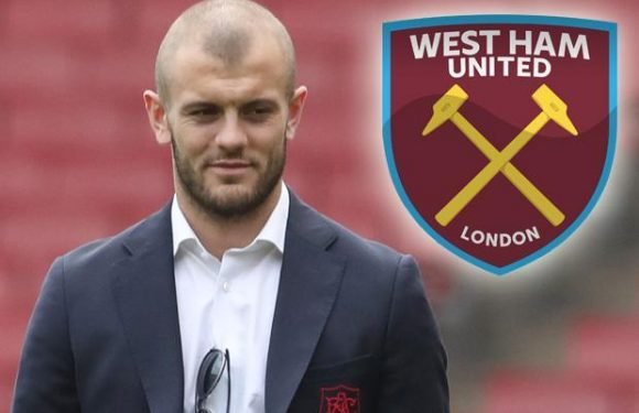 Jack Wilshere reveals he's a West Ham fan ahead of move to London Stadium after lengthy medical