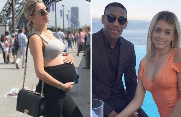 Anthony Martial leaves Manchester United pre-season tour of US to join girlfriend ahead of imminent birth of son