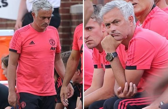 Manchester United boss Jose Mourinho questions lack of signings and demands two more new faces