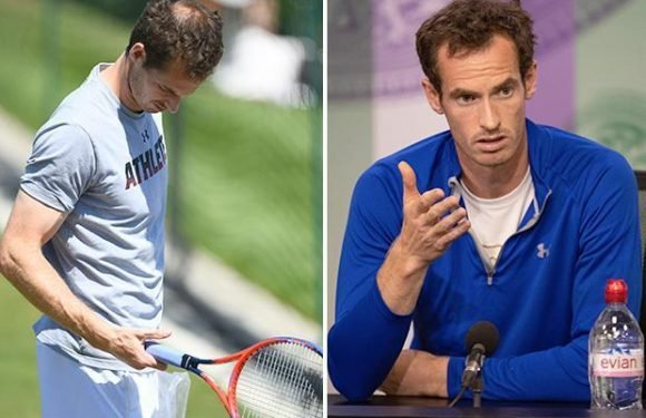 Andy Murray withdraws from Wimbledon 2018 after failing to recover from hip problems