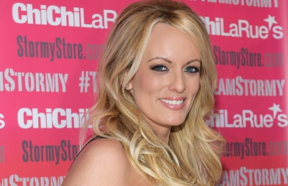 Stormy Daniels was stripping near the White House as Trump was making Kavanaugh pick