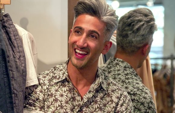 'Queer Eye' star Tan France gets more than 800 DMs every day