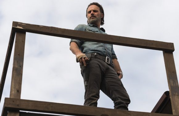 'Walking Dead' Creator Addresses Andrew Lincoln Series Exit