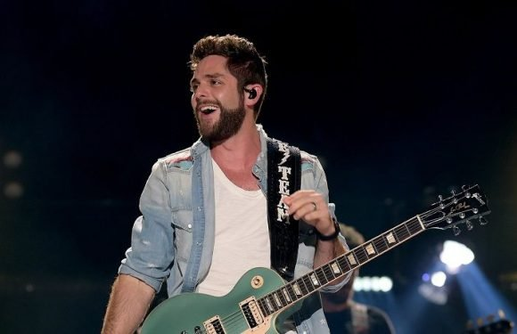 Thomas Rhett's New 'Life Changes' Video Features The Three Most Important Girls In His Life
