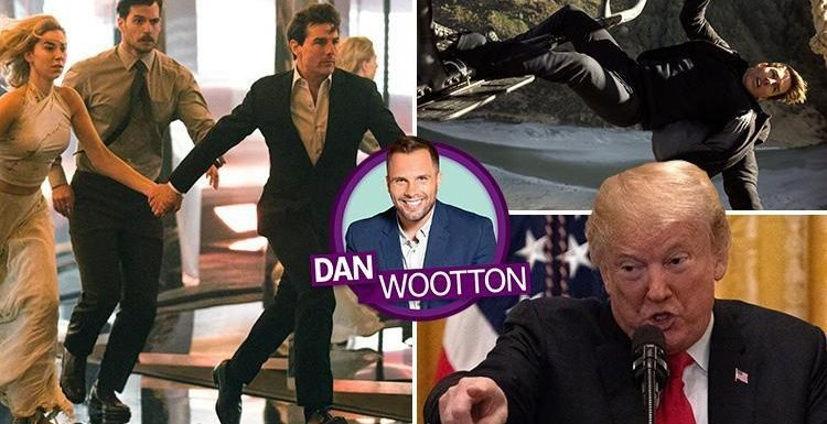 Donald Trump and Tom Cruise face Fallout over UK visit clash next month