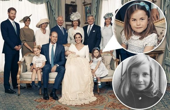 People have noticed something very special about Princess Charlotte in the Christening photos – and it will melt your heart