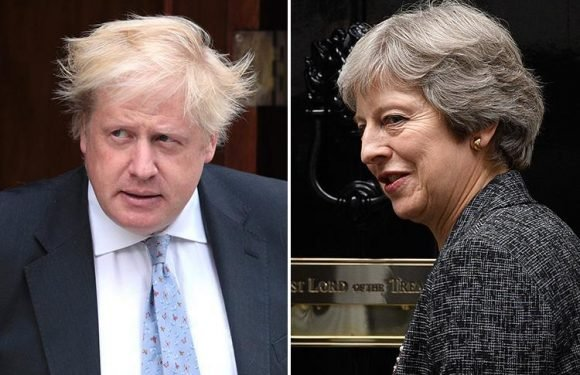 Boris Johnson slams Theresa May's 'soft Brexit' as grassroot Tories call for her to be sacked