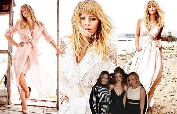 Kimberley Walsh chats play dates with Cheryl, baby no3 and the truth about THAT Girls Aloud feud
