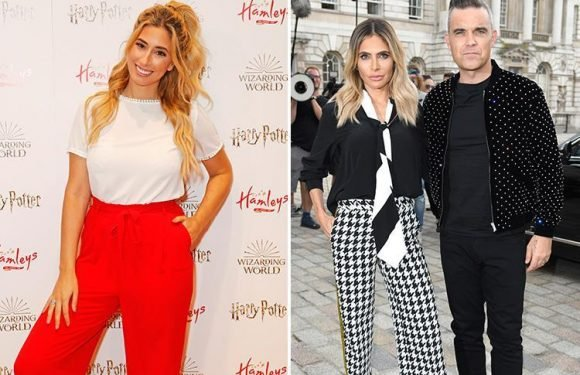 Stacey Solomon insists X Factor fans will love new judge Ayda Field and claims she'll keep husband Robbie Williams on his toes