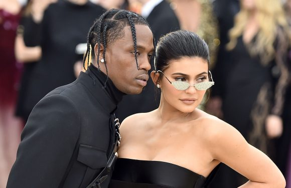 Kylie Jenner Explains Why You Hardly Ever See Her With Travis Scott