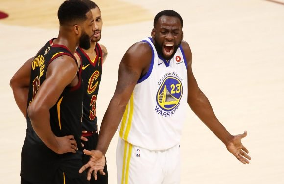 Tristan Thompson-Draymond Green bad blood spilled out after ESPYs