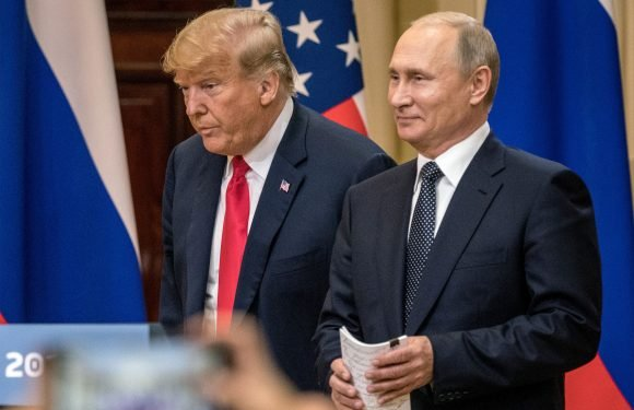 Trump says sanctions against Russia will 'remain as is'