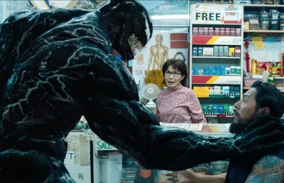 Tom Hardy's 'Venom' Goes Head-to-Head with Riz Ahmed's Riot in Symbiote-Packed New Trailer