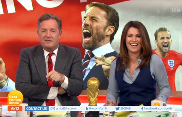 Piers Morgan slams Love Island's 'creepy and repulsive' Do Bits Society and jokes Susanna Reid is 'up for watching sex on TV'
