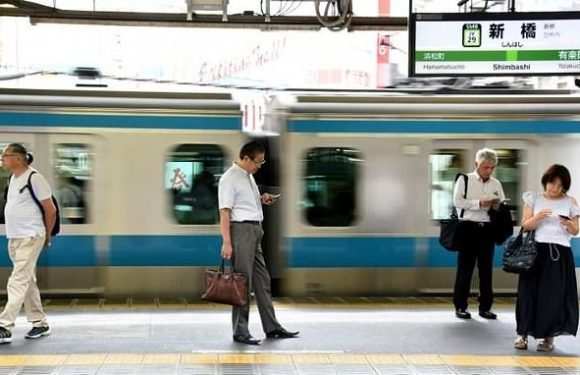 That's cold: Japan tech blasts snoozing workers with AC