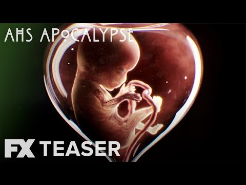 Assume The Fetal Position & Watch The Creepy First Teaser For American Horror Story: Apocalypse!