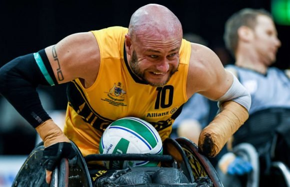 Steelers to face Great Britain in wheelchair rugby semis