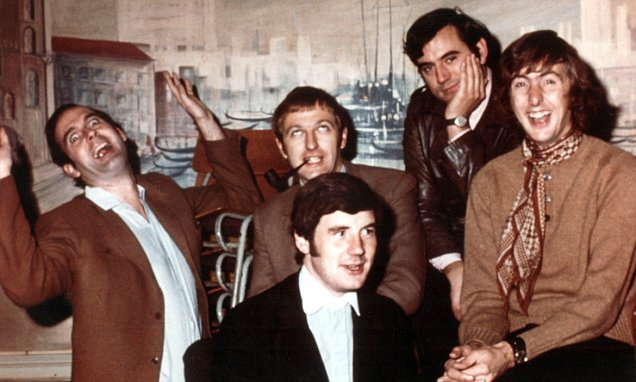 BBC hasn't shown Monty Python for 18 years because it's 'too funny'