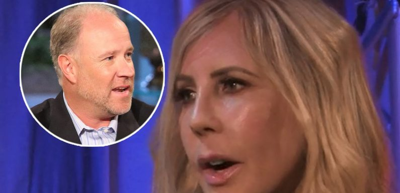 'RHOC' Star Vicki Gunvalson Spills 'The Only Thing' She'd Ever Say to Ex-Boyfriend Brooks Ayers