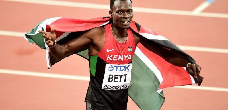 World Champion 400m hurdler Nicholas Bett dies after car crashes into a ditch
