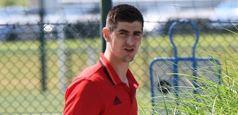 Chelsea announce Thibaut Courtois will join Real Madrid