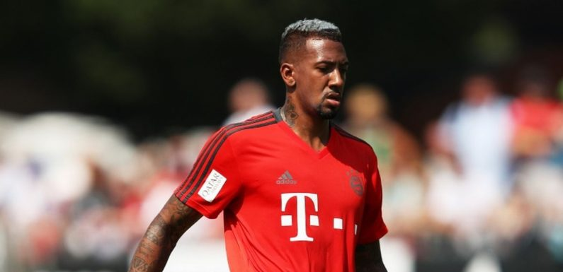 Why Man United have opened talks with Bayern Munich for Boateng