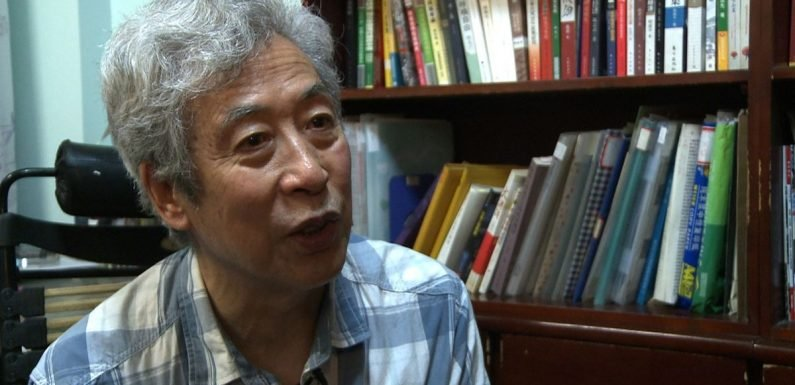 Professor missing in China days after police interrupted a live radio interview