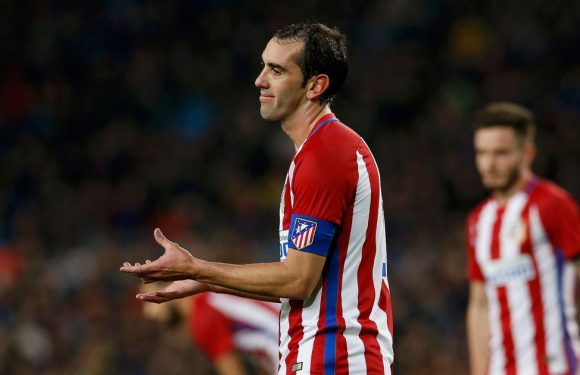 Atletico Madrid star rejected chance to join Man Utd