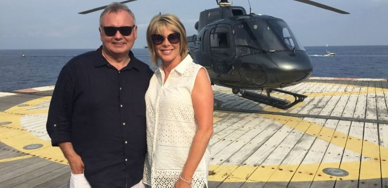Eamonn and Ruth show how the other half lives – with some dull interludes