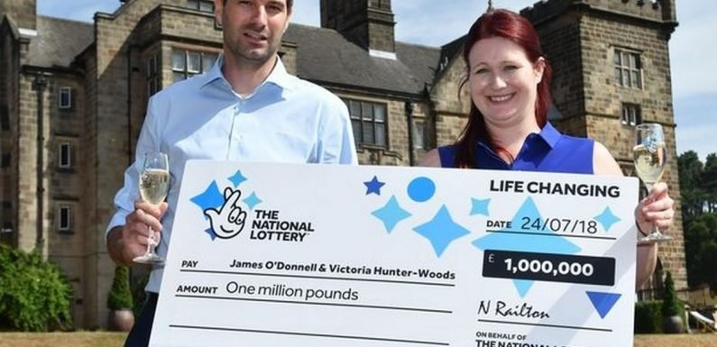 Lotto winner let partner sleep instead of waking her to tell her about victory