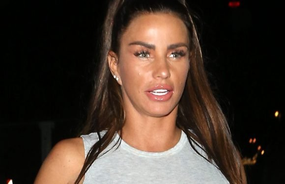 Inside Katie Price's rancid house – filthy pool and rotting piles of rubbish