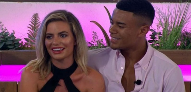 Love Island fans massively distracted by Megan's very revealing outfit