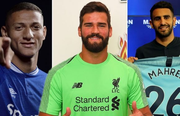 Every Premier League transfer of summer window