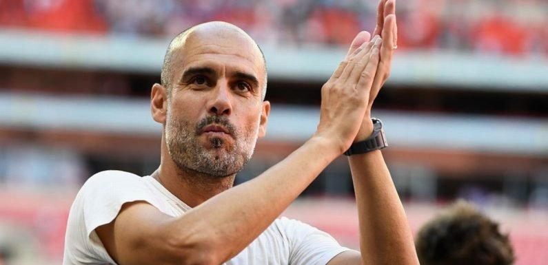 Pep Guardiola reveals Man City's transfer plans ahead of deadline